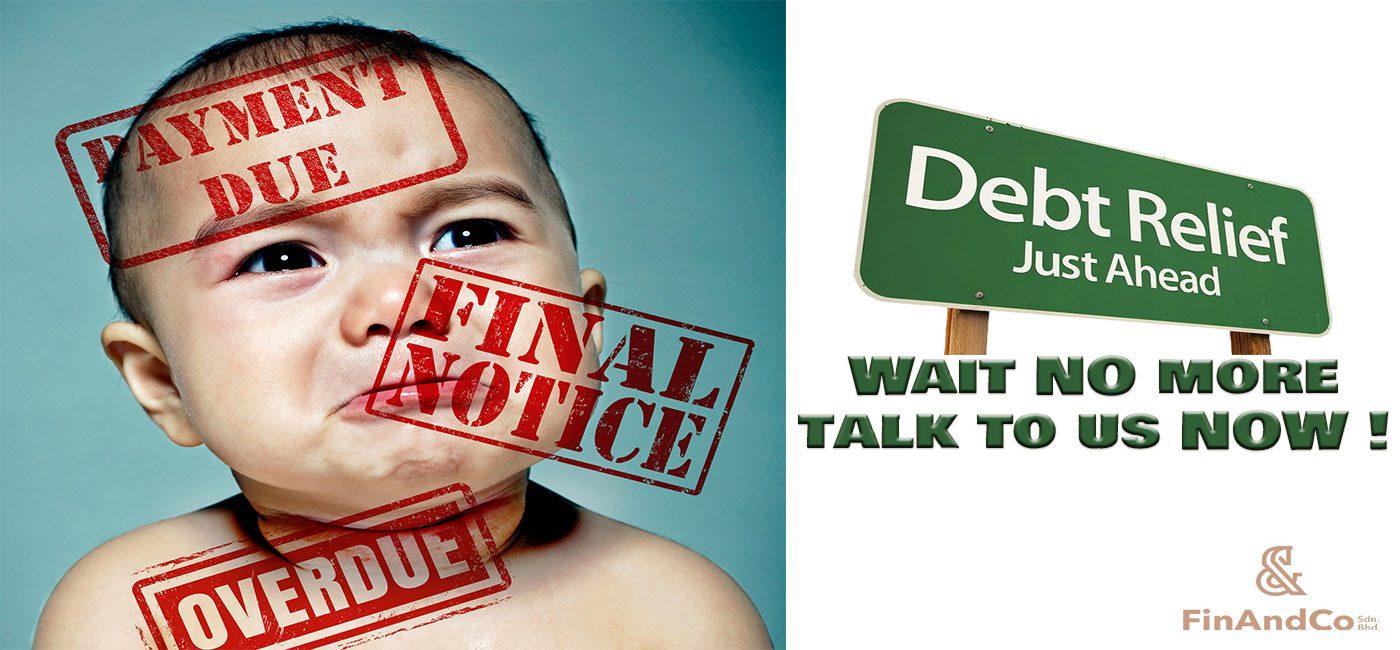 Debt Relief FinAndCo 1400x650